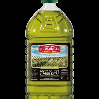 aceite de oliva virgen extraEL-PALANCAR-MANZAN-5L